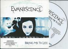 EVANESCENCE - Bring me to life CD SINGLE 2TR EU CARDSLEEVE 2003