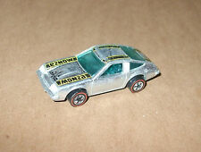 1974 Hot Wheels  Chrome Chevy Monza 2 + 2  Redlines Has minor ware. Very Nice Lo