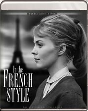 In The French Style Blu-Ray - TWILIGHT TIME - Limited Edition Jean Seberg NEW