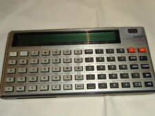 CASIO PROGRAMMABLE CALCULATOR FX-702P calcolatrice computer mini portatile pc di