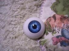 ~EyEcO EyEs PoLyGLaSs Eyes P048 KeY WeSt BLuE 22MM~ REBORN DOLL SUPPLIES