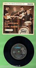 #T17. EP  RECORD - THE  SHADOWS TO THE FORE,   SEGO 8094