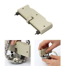 Watch Back Case Opener Cover Screw Remover Wrench Repair Kit Tool Adjustable