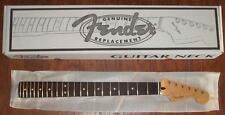 "Fender® MIM Rosewood/Maple Strat Neck~9.5"" Radius~22 Frets~0998100921~Brand New"