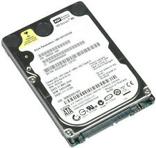 160GB SATA WESTERN DIGITAL WD1600BEVT-22ZCT0 5400RPM  HDD