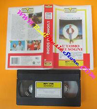 VHS film L'UOMO DEI SOGNI Kevin Costner POKET VIDEO DRVS 011018 (F23) no dvd