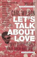 Let's Talk About Love: Why Other People Have Such Bad Taste, Wilson, Carl, Good