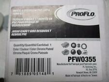ProFlo Waste & Overflow PVC Lift & Turn Kit PFW0355