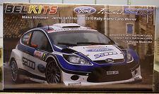 2010 Ford Fiesta S 2000 WRC Rallye Monte Carlo, 1:24, Belkits 002