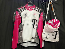 near NOS TEAM TELEKOM cycling original RACE Team winter Jacke Adidas softshell