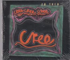 CREE - ZA TYCH ... NEW & SEALED TOP RARE OOP CD DZEM RIEDEL POLISH BLUES