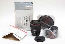 Canon EF 35mm 35 f/1.4 f/1.4L f1.4L f1.4 L USM -- Sharp! ** UB Code **  (USA)