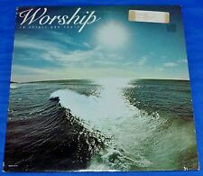"(Worship in Spirit and Truth) Chris Christian/Tommy Funderburk Vinyl 12"" LP 1981"