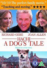 HACHI - A DOGS TALE - DVD - REGION 2 UK