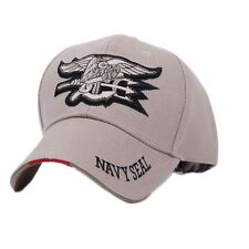 US Navy Seals Trident Seal Military Baseball Ball Cap Golf Shade Hat New