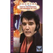ELVIS PRESLEY That's The Wonder, The Wonder Of You 1971 - 4-CD Longbox  Sealed