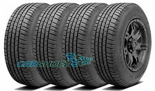 4 Take-Off Tires 255 70 18 Michelin LTX M/S2 112T P255/70R18 (100% TREAD) (70K)