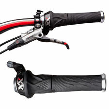New SRAM XX 2X10 Speed Grip Shift Twist Shifter Set With Locking Grips (Black)