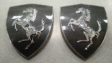 GENUINE FERRARI CARBON FIBER FENDER SHIELDS 360 430 - SALE!! SAVE$$