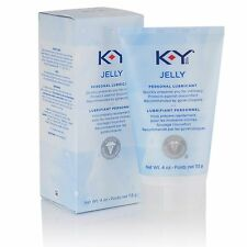 ***K-Y Jelly Personal Water-Based Lubricant KY Jelly 4oz **