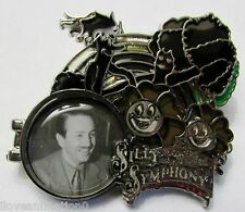 Disney Walt Photo Originals Collection Flowers and Trees Silly Symphony Pin
