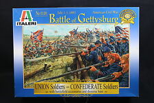 XU063 ITALERI 1/72 figurine 6106 Battle Gettysburg July 1863 American Civil War