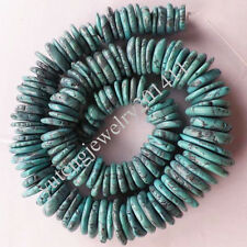 Beautiful Natural Turquoise loose bead 15.5 inch D0070525