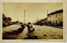Cartolina Formato Piccolo - Moncenisio m. 2084 - Frontiera Franco-Italiana Viagg