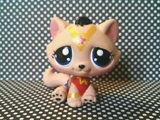 Wonder Cat * OOAK Custom Littlest Pet Shop