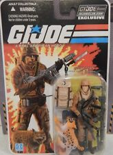 GI JOE ~ SPEARHEAD & MAX ~  FSS ONLINE EXCLUSIVE  ~  MOC ~ CLUB