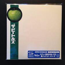 The Beatles (White Album) (2 SHM-CD's, 2015,  Mini-LP, OOP, Universal Japan)