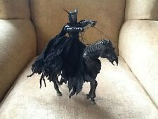 Lord of The Rings Mouth of Sauron & Horse Figures Marvel LOTR FOTR Working Rider