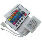 12V Nue 24 Key Mini IR Remote Controller For RGB 3528 and 5050 LED Light Strip