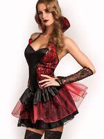 Ann Summers Vampiress Halloween Dress Up Outfit Sz 8-10 *ONLY £9.99*