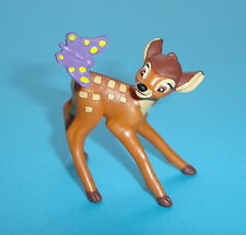 FIGURINE DE COLLECTION WALT DISNEY BULLYLAND BAMBI : BAMBI NEUF !!