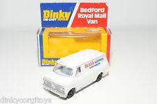 DINKY TOYS 410 BEDFORD AA VAN BRITISH AIRWAYS N MINT BOXED RARE SELTEN JOHN GAY