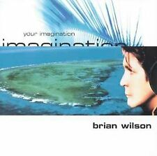 Your Imagination [CD5/Cassette Single] [Single] by Brian Wilson (Pop) (CD,...