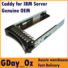 "2.5"" IBM Server HDD Caddy BladeCenter HS12 1916 8014 8028 HS22 7870 1936"