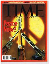 TIME INTERNATIONAL MAGAZINE - November 6, 1995