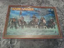WARHAMMER AGE OF SIGMAR VAMPIRE COUNTS BLACK KNIGHTS / HEXWRAITHS - NEW & SEALED