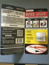 WIRE GLUE - Electrically Conductive Glue - USA Seller - Fast Free USA Shipping