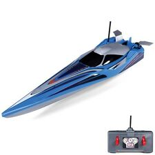 Radio Remote Control RC HYDRO BLASTER Speed Boat Toy With Twin Propellers M81322