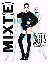 MIXTE MIXT(E) #01 Collector's Ed GWEN LOOS Philippe Apeloig YMRE STIEKEMA New HB