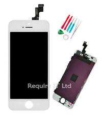 NEW WHITE/GOLD IPHONE 5S TOUCH SCREEN DISPLAY AND DIGITISER ASSEMBLY +TOOLS