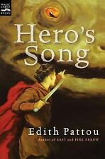 HERO'S SONG Edith Pattou BRAND NEW BOOK Ebay BEST PRICE!