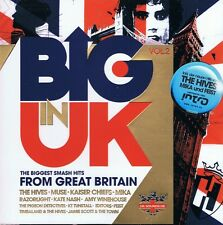 BIG IN UK Vol.2 - CD NEU Amy Winehouse Mika Timbaland Kooks Razorlight Kate Nash