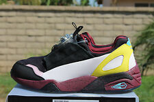 PUMA MCQ DISC BLACK SZ 9 BLACK HEAVENLY PINK TAWNY PORT 358937 01