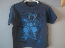 NEW MAD ENGINE DRUM SET GRAPHIC TEE KIDS SIZE M MEDIUM 5/6  68VQ