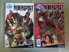 Deathsport Games #1-4 VF/NM complete series reimagines the roger corman movie