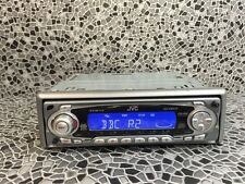 Jvc Car Radio Stereo Cd Player Model Kd-S901r With Rds Silver